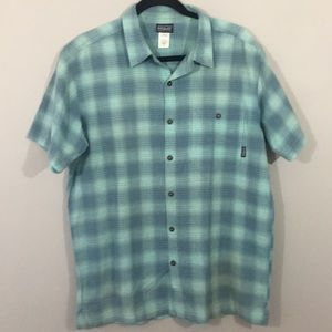 Patagaonia Organic Cotton Button Down